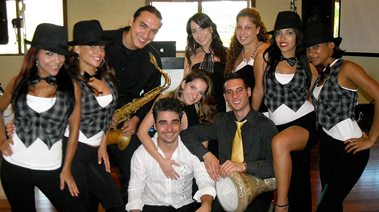 Samba Entertainment Team of South Florida